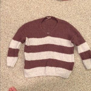 Altard state stripped sweater